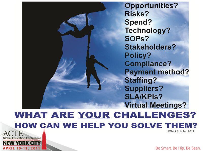 ACTE - Challenges