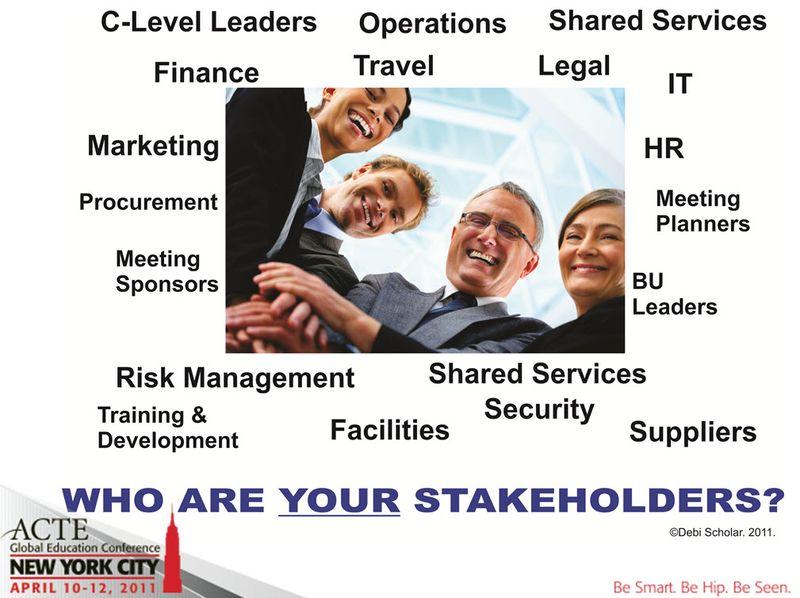 ACTE - Stakeholders