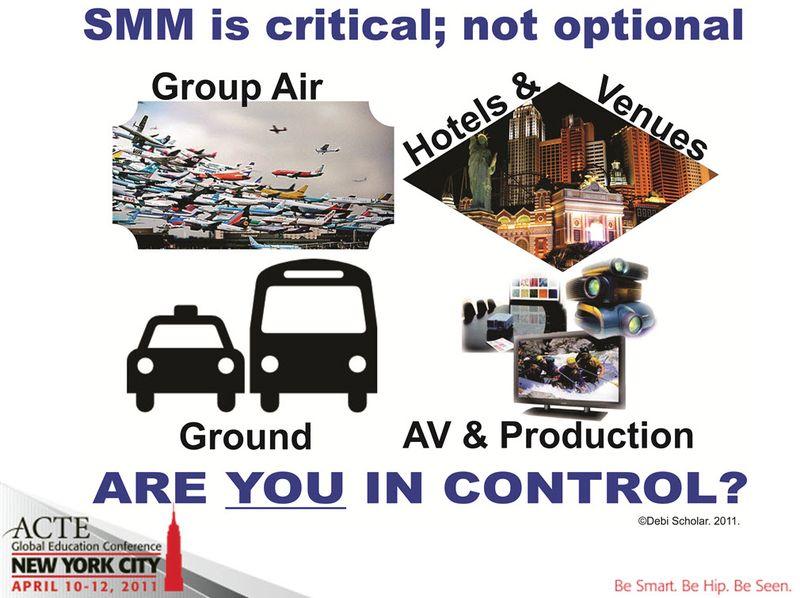 ACTE - SMM Critical