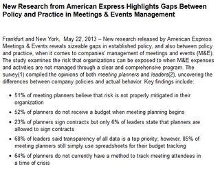 American Express Press Release